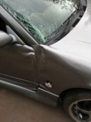 S15 CRASHED!!